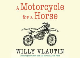 Thumbnail image for Let me tell you a story: A Motorcycle For A Horse